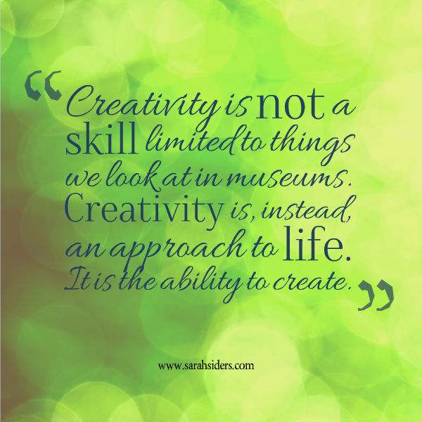 Creativityquote